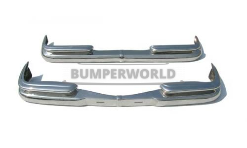 Mercedes W111 W112 Fintail coupe en cabrio bumpers
