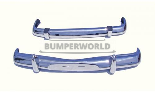 Volvo Amazon Combi Station P220 bumpers