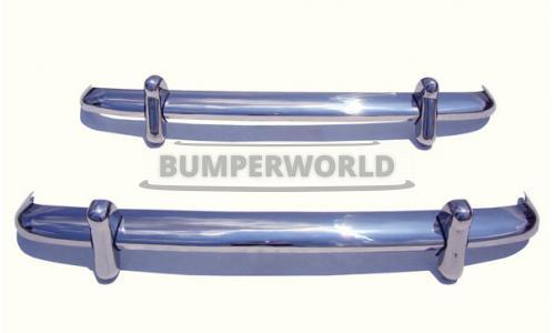 Sunbeam Alpine S1, S2, S3, en Tiger bumpers