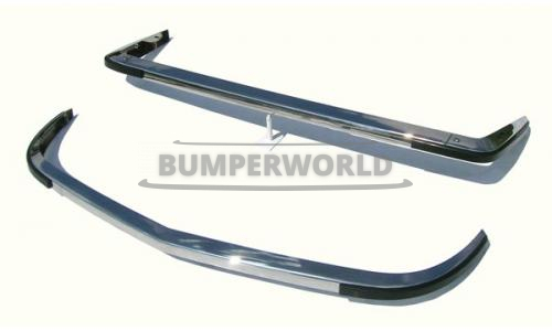 Datsun 260Z bumpers (2+2 zitter)