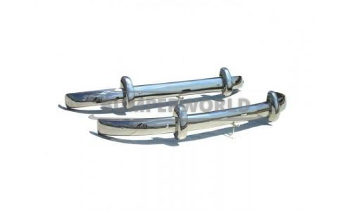 Saab 96 (1960-1964) shortnose bumpers