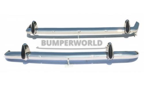 Triumph 1300 bumpers