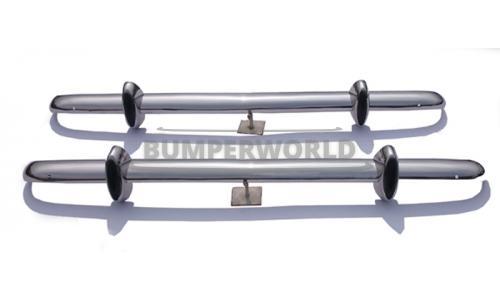Hillman IMP bumpers