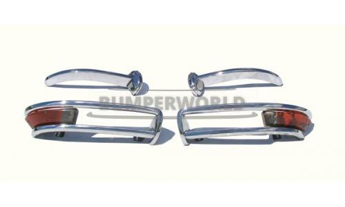 Alfa Romeo Spider Duetto bumpers