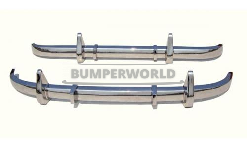 Mercedes W136 W191 bumpers voor 170 model