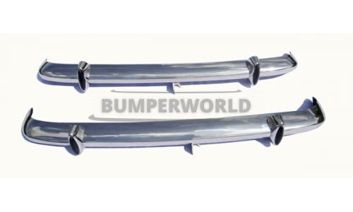 Sunbeam Alpine S4, S5 en Tiger bumpers
